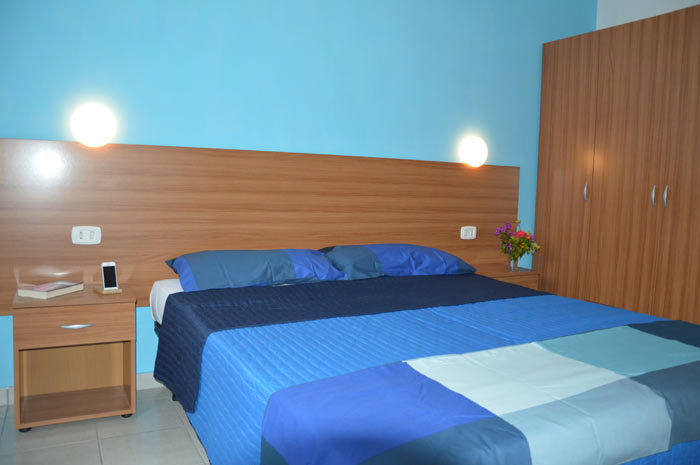 Appartements - chambre