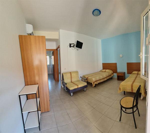 Appartamenti - interno