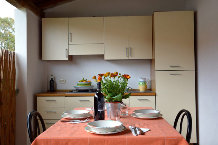 Appartements - cuisine