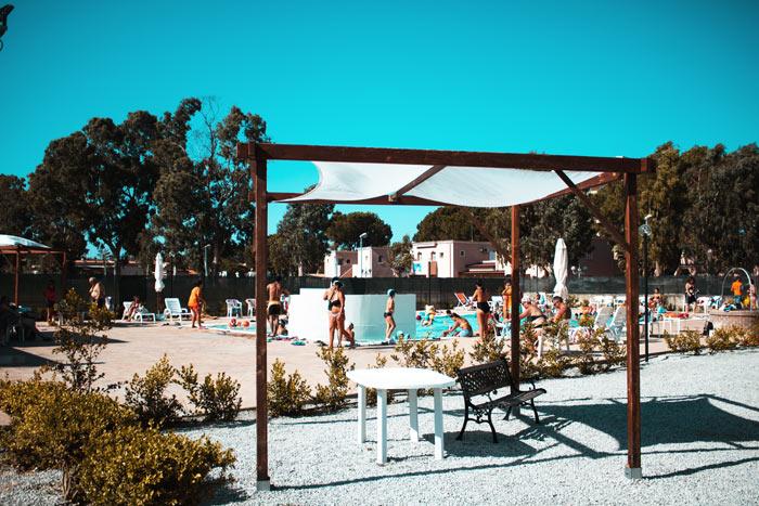 spiaggia privata tindari village